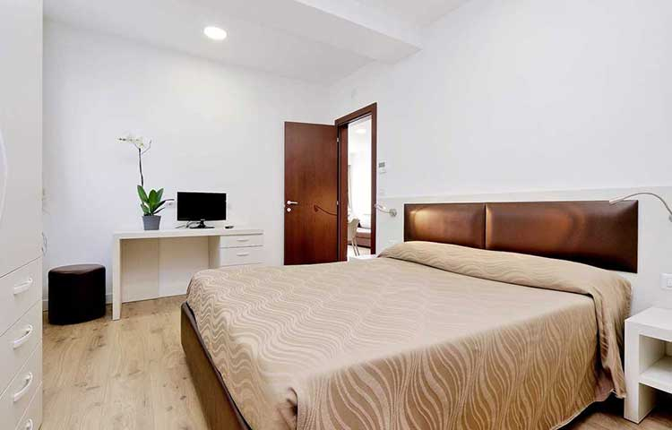 Business apartment in Rome