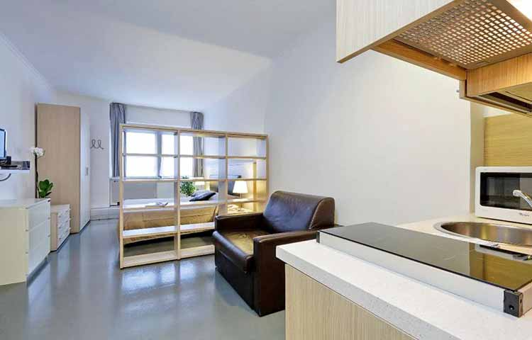 Rome apartments for business